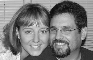 112405 3297 Tracy & Mike v2 cropped-bw