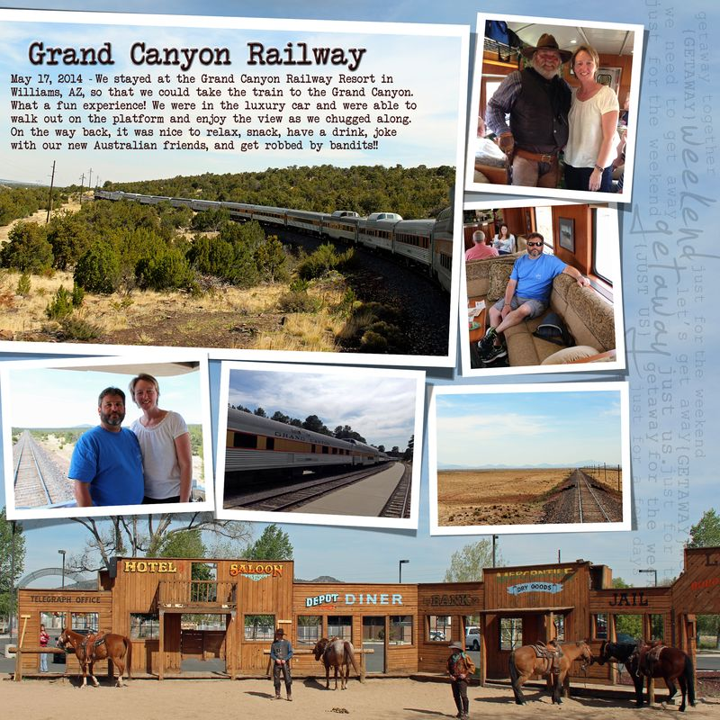 Grand Canyon Railway Layout 052514