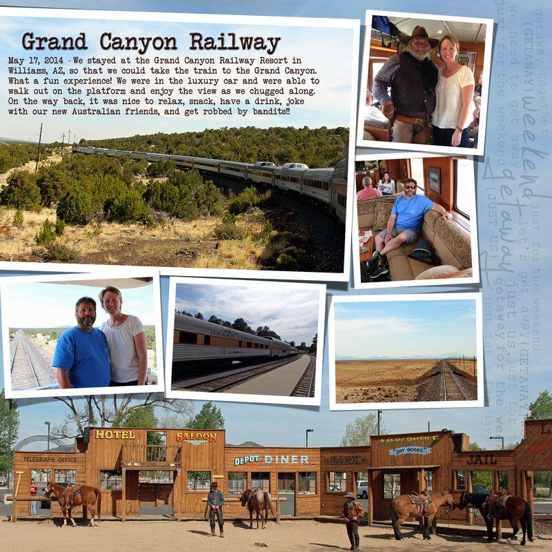 Grand Canyon Railway Layout 052514